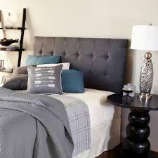 Adjustable Queen Bed Humble Haute Davenport Adjustable Upholstered Headboard Queen