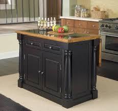 black granite kitchen island best granite kitchen island designs flapjack design