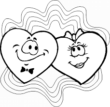 valentine u0027s day coloring pages