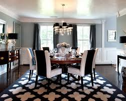 Distressed Black Dining Room Table Black Dining Room Table Black Wood Dining Table Set Laba Interior