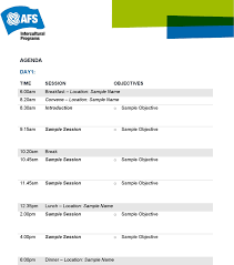 agenda template doc amitdhull co
