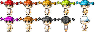 best vip hair cut maplestory maplestory msea and gms vip hair styles with hair saloon location