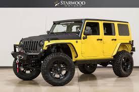 yellow jeep wrangler unlimited starwood motors 2017 jeep wrangler unlimited rubicon world s best