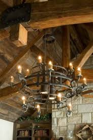 Forged Chandeliers Ironwork Custom Iron Chandeliers