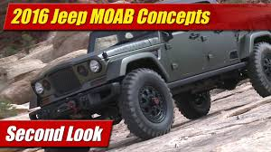 moab jeep concept second look 2016 jeep moab concepts testdriven tv
