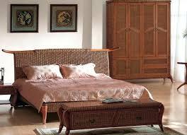 Rattan Bedroom Furniture Wicker Rattan Bedroom Furniture Image Of Wicker Rattan Bedrooms