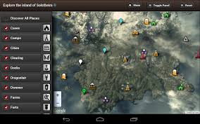 Solstheim Map Map For Skyrim Hd Usa Android Apps On Google Play