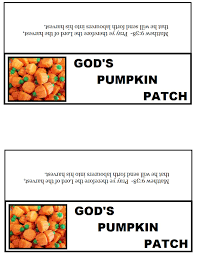 church house collection blog god u0027s pumpkin patch snack for kids