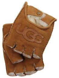 s ugg australia brown leather boots ugg australia s shearling gloves national sheriffs
