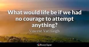 vincent van gogh quotes brainyquote