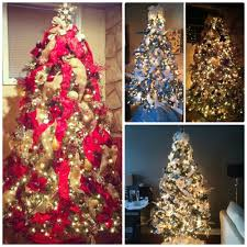 decorating your tree day how to flock trees idolza