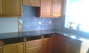 Tiled Kitchen Worktops - kitchen worktop replacement new appliances and tiling hwk services