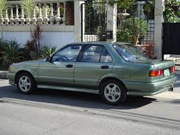 nissan sunny 4drsr 1991 nissan sunny specs photos modification info at cardomain