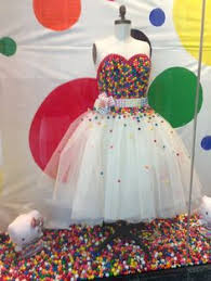 Candy Crush Halloween Costume Katy Perry Inspired Candy Land Tutu Dress Sofiascouturedesigns