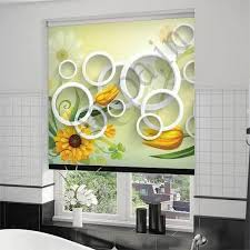 Make Your Own Roller Blinds Printed Roller Blinds Aaspa Decors Manufacture Of Blinds
