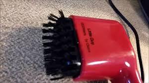 dazey hair dryer natural wonder vintage clairol little guy lg1 hair dryer brush youtube