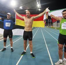 Decathlon Baden Baden Leichtathletik Wm Kenia Holt Zum Auftakt Alle Medaillen U2013 Bolt