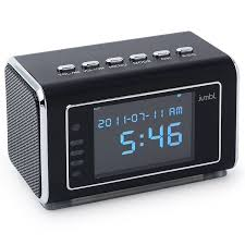 ivation clock amazon com jumbl mini hidden spy camera radio clock wih motion
