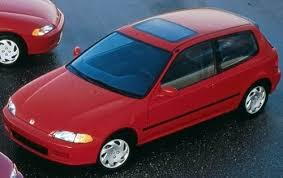 used 1995 honda civic for sale pricing features edmunds