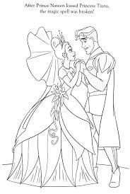 princess tiana coloring pages coloringsuite com