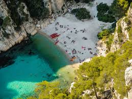the 11 best beaches in france photos condé nast traveler