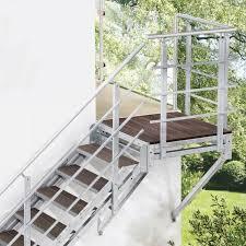 treppen intercon gmbh außentreppen hier sofort ab lager kaufen treppen intercon