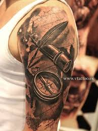 Shoulder Design - the 25 best half sleeve tattoos ideas on half sleeves