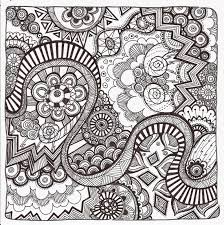 printable coloring pages zentangle printable zentangle coloring pages for adults