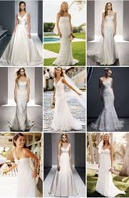david bridals wedding dresses with color different shades of white different