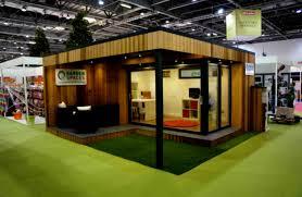 Eco Friendly Architecture Concept Ideas Garden Cool Office Interior Design With Tilt Glass Eco