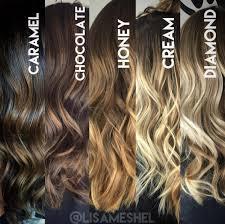 honey brown haie carmel highlights short hair balayage haircolor for black hair hair colors balyage brunette