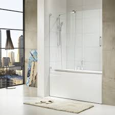 which shower door is right for your bathroom angies list pivot