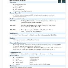 ms word resume templates free resume template free cv format in ms word templates