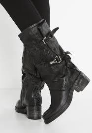 womens black biker boots a s 98 source stiefelette nero women boots a s 98 cowboy biker