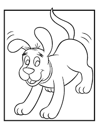 clifford coloring pages clifford the big red dog coloring page az coloring pages clifford