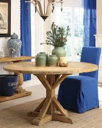 dining room table accessories farmhouse round dining table 55