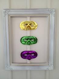 mardi gras mask decorating ideas easy diy mardi gras mask décor the home and garden cafe
