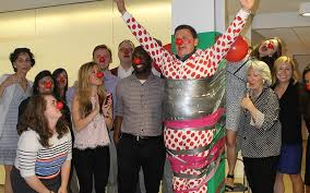 Challenge Nose Global Impact Employees To Join Nose Day Raising With