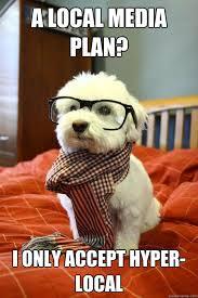 Hyper Dog Meme - hipster dog memes quickmeme