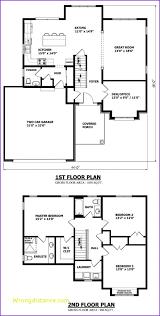 house floor plans ideas new 2 storey modern house designs and floor plans home design