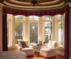 window treatment ideas for bay windows awesome modern bay window