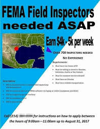 fema help desk phone number fact check is fema hiring field inspectors and paying them