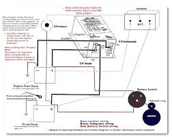 battery isolator wiring diagram carlplant