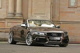 audi a5 modified audi a5 cabriolet rs bodykit and performance package by senner