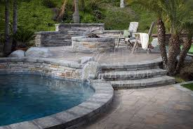 Raised Patio Pavers Sunken Or Raised Patios Hardscape Gallery Western Outdoor Design