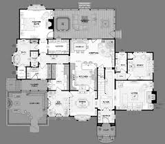Open Kitchen House Plans by Floor Plan Kitchen With Fireplace And Banquette Your New Open