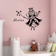 Princess Wall Decals For Nursery by Popular Princess Nursery Decor Buy Cheap Princess Nursery Decor