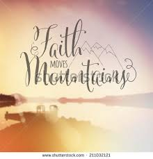 faith quote stock images royalty free images vectors