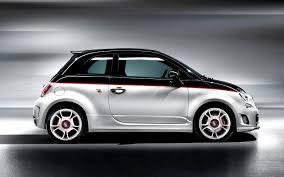 Fiat 500 Abarth White Fiat 500 Abarth Black And White Walpaper