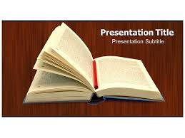 open book powerpoint ppt templates open book ppt background themes